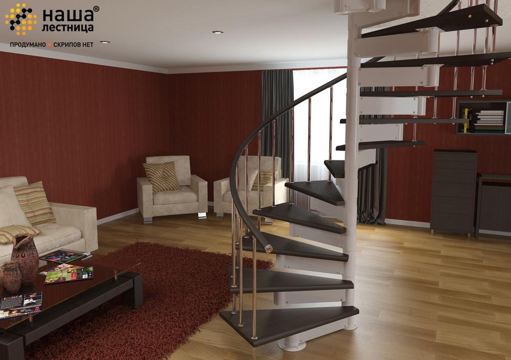Наша лестница Винтовая