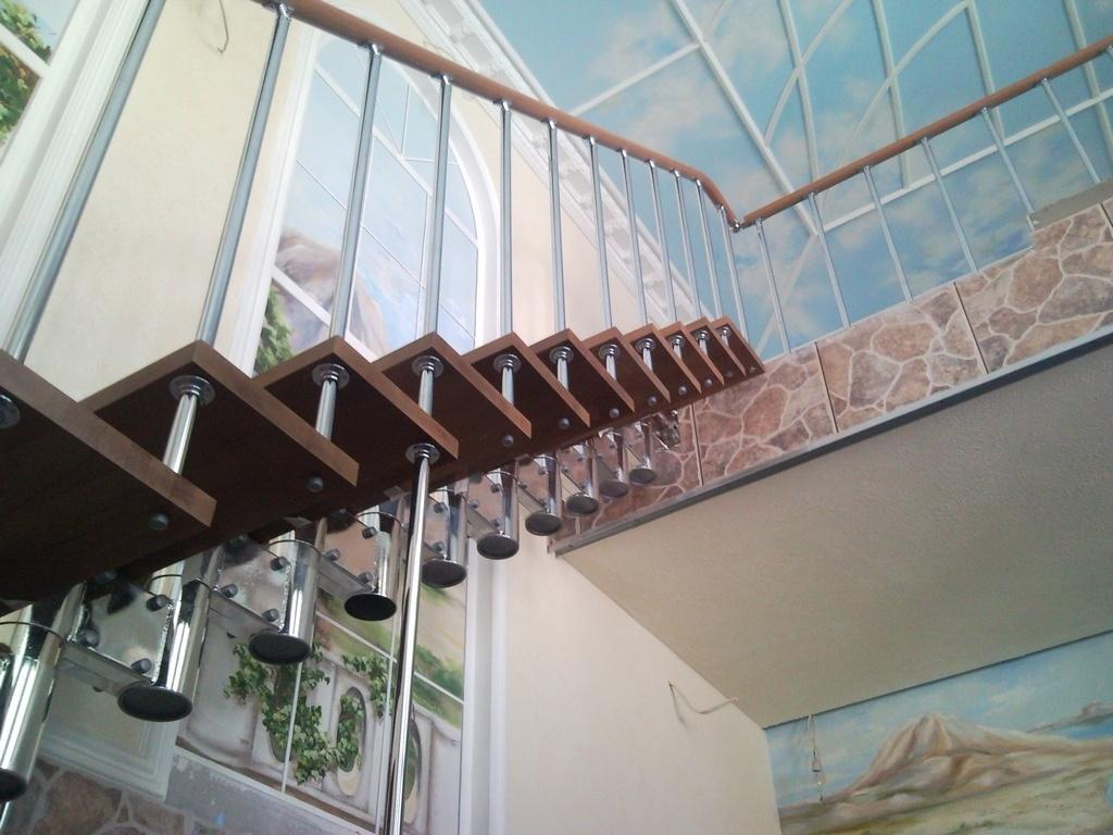 Наша лестница™ хром