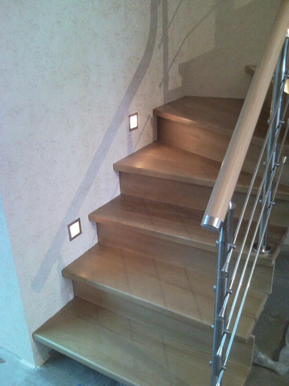 Лестницы в Курске, лестница на второй этаж частного дома недорогая для самостоятельной сборки красивая современная воздушная