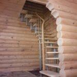 Лестница для малого пространства